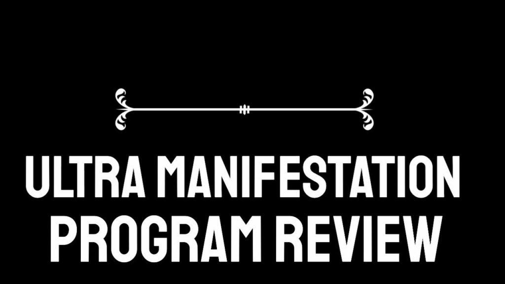 Ultra Manifestation Guide